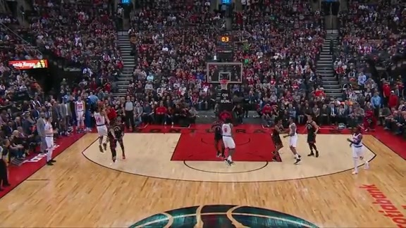 Knicks Highlights: Trier hits the tough three at the buzzer | New