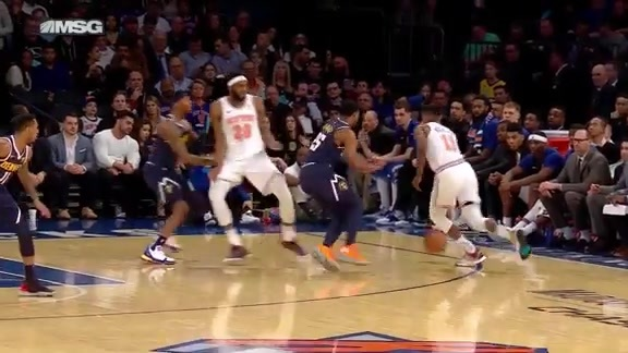 Knicks Highlights: Mitchell Robinson Top Plays | Week 23