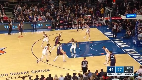 Knicks Highlights: Mario Hezonja Top Plays | Week 23