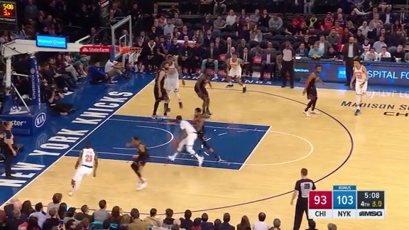 Knicks Highlights: Emmanuel Mudiay Top Plays | Week 25
