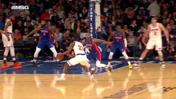 Knicks Highlights: Damyean Dotson Top Plays | Week 26