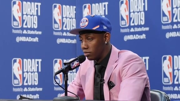 2019 NBA Draft Night Recap