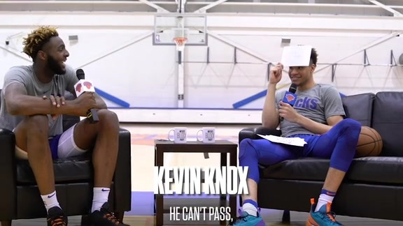 Mitch's Block Party | Episode 5: Special Guest Kevin Knox