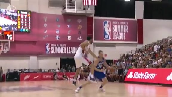 Summer League Highlights: Tyler Cavanaugh (19 Points) | July 13 vs. Wizards