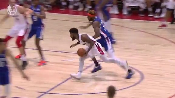 Summer League Highlights: Mitchell Robinson (18 Pts / 9 Reb) | July 13 vs. Wizards
