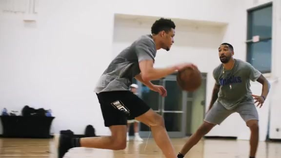 Dear New York: Kevin Knox is Putting in Work for His Second Season