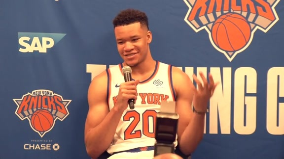 2019 Media Day | Kevin Knox Press Conference
