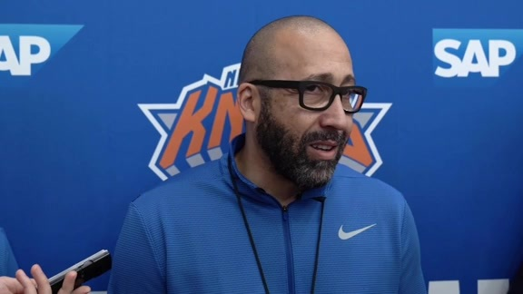 2019 Training Camp   Day 4: Coach Fizdale