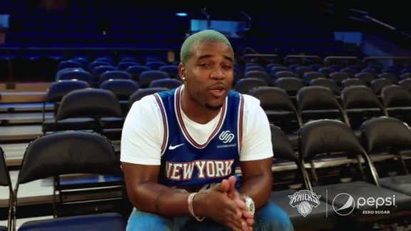Hustle to Hardwood with A$AP Ferg | Presented by Pepsi Zero Sugar