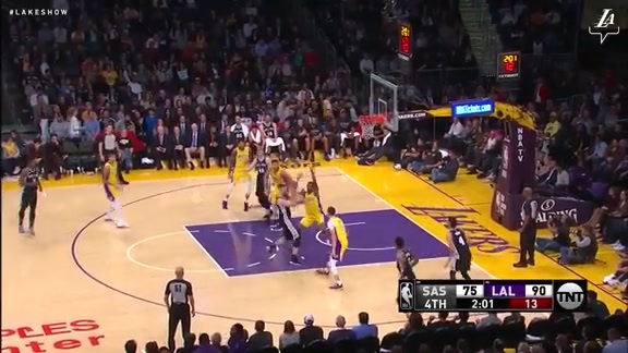 Brandon Ingram Highlights vs. Spurs