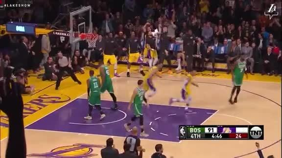 Kuzma Spins for Two