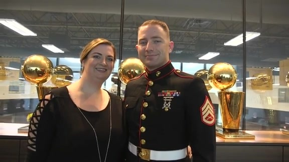 Delta Salute to Our Troops - SSgt Kevin C. Wingenroth