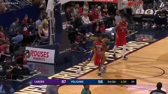 Kuzma's Transition Dunk