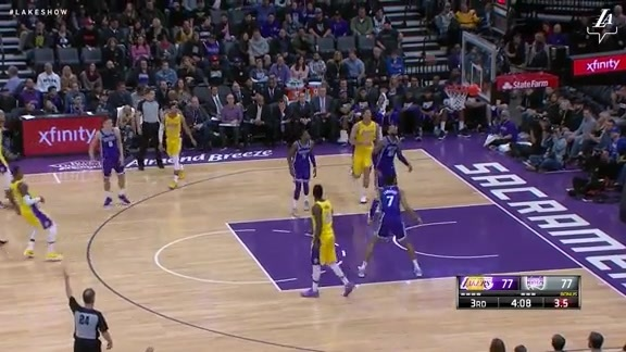 Kentavious Caldwell-Pope Highlights vs. Kings
