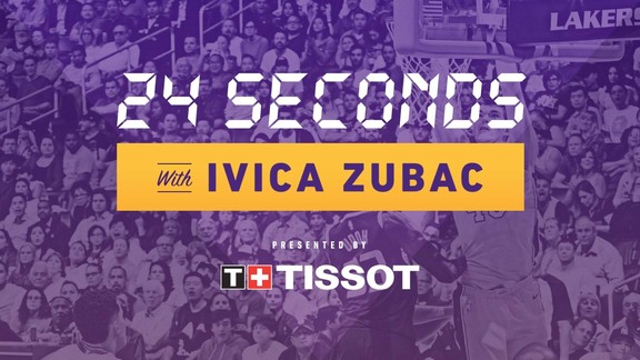 24 Seconds with: Ivica Zubac