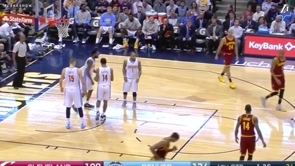 Derrick Williams Mid-Range