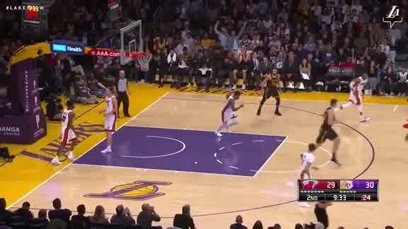 Thomas to Zubac