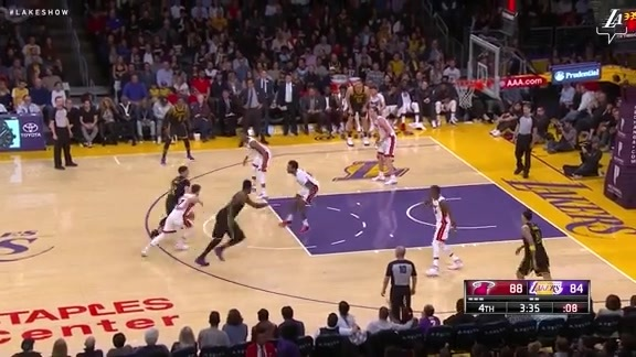 Julius Randle Highlights vs. Heat
