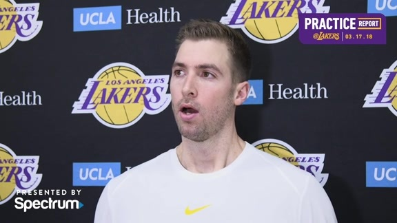 Practice Report: Travis Wear (3/17/18)