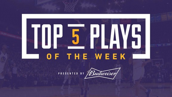 Top 5 Plays of the Week (3/17/18)