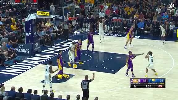 Brook Lopez vs. Lance Stephenson
