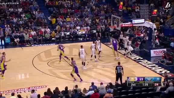 Lopez With the Slam