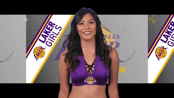 Laker Girls Profile - Kyra
