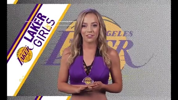 Laker Girls Profile - Roxy