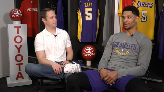 Lakers Voices: Josh Hart