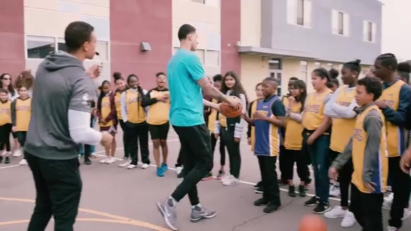 Kuzma and the After-School All-Stars