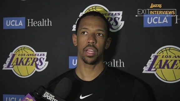 2018 Exits: Channing Frye