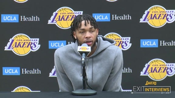 2018 Exits: Brandon Ingram