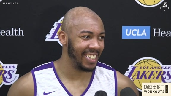 Draft Workouts: Jevon Carter (5/23/18)