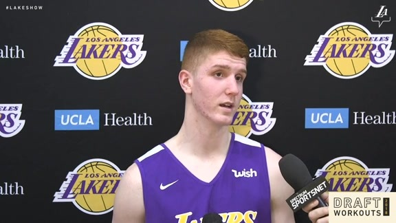 Draft Workouts: Kevin Huerter (5/25/18)