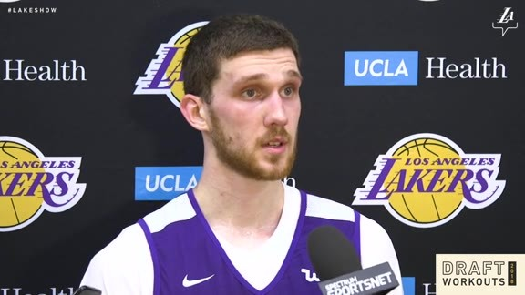 Draft Workouts: Sviatoslav Mykhailiuk (6/5/18)