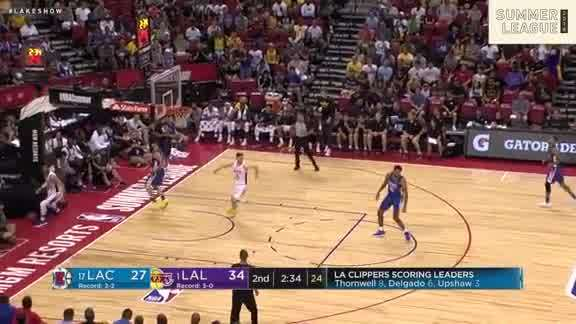 Hart's Steal and Slam