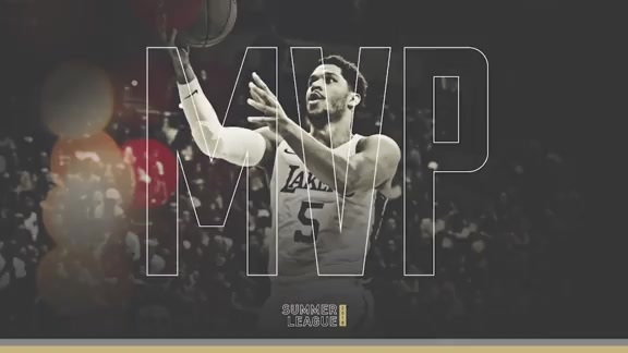 Josh Hart: Summer League MVP