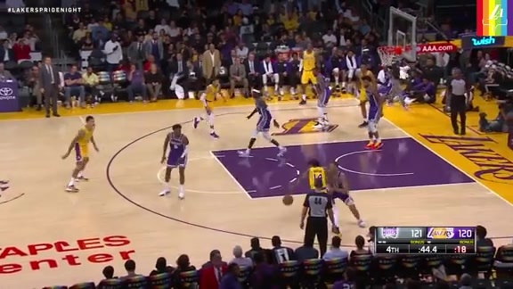 HIGHLIGHTS: Brandon Ingram vs. Kings