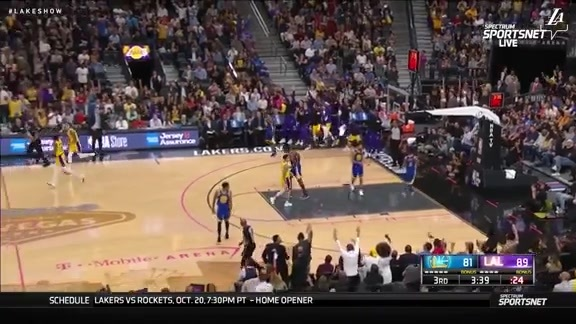 HIGHLIGHTS: Brandon Ingram vs. Warriors