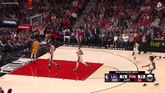 Hart Finds Kuz in Transition