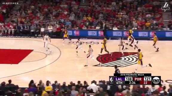 Josh Hart Highlights vs. Trail Blazers