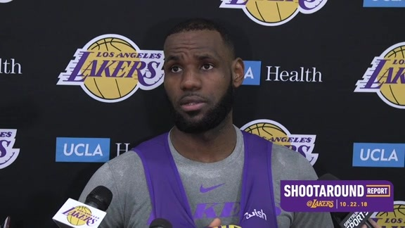 529f8e251 Shootaround Report  LeBron James (10 22 18)