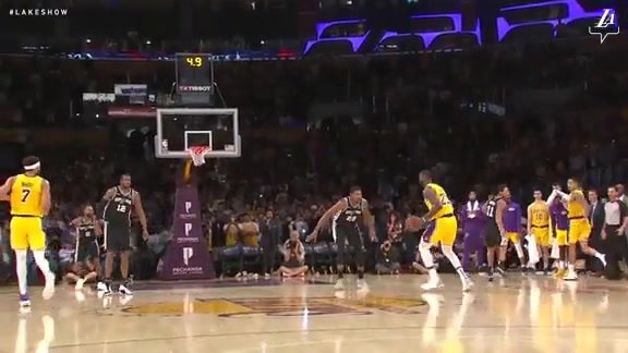 LeBron James Highlights vs. Spurs