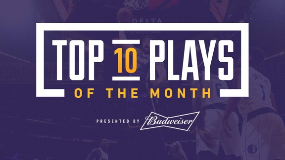 Top 10 Plays of the Month (October 2018)