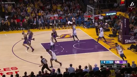 HIGHLIGHTS: Lakers vs. Timberwolves (11/7/18)