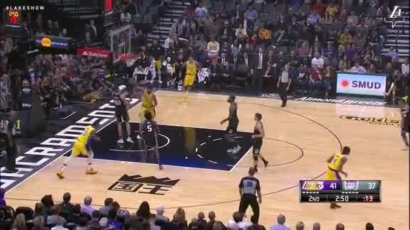 JaVale McGee Dunk