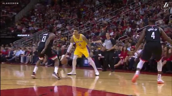 Kyle Kuzma Highlights vs. Rockets (12/13/18)