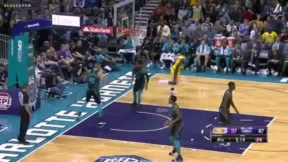 Lance with One Hand!