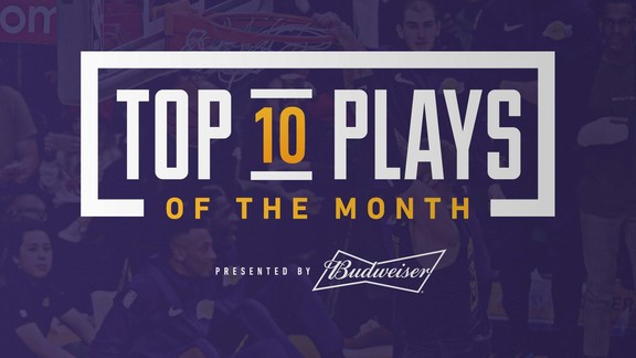 Top 10 Plays of the Month (December 2018)