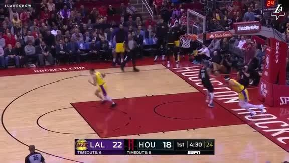 McGee's Steal and Slam